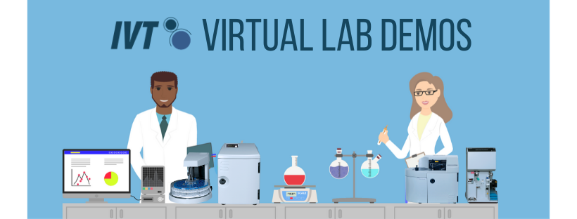 IVT Virtual Lab Demos