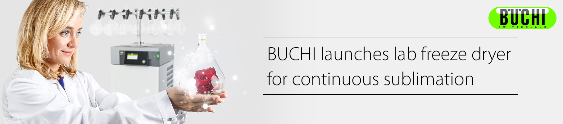 buchi lab freeze